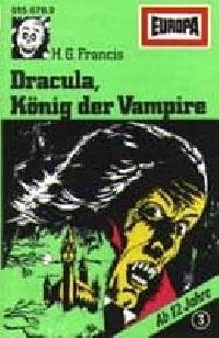 Gruselserie - 03 - Dracula, König der Vampire - MC