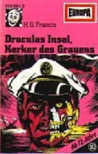 Gruselserie - 10 - Draculas Insel, Kerker des Grauens - MC