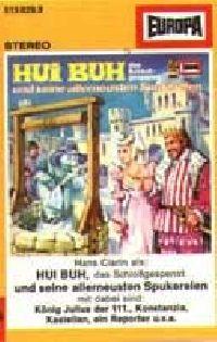 Hui Buh - 04 - und seine allerneuesten Spukereien - MC