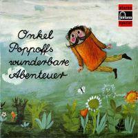 Onkel Poppoffs wunderbare Abenteuer - Janosch - LP