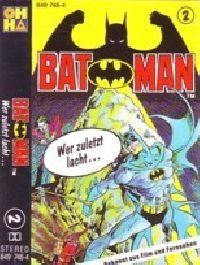 Batman, Folgen: 4, 6 je MC