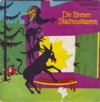 Bremer Stadtmusikanten, die / Frau Holle - Singel