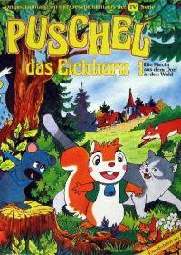Puschel das Eichhorn - 1 - Die Flucht aus dem Dorf in den Wald -