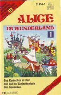 Alice im Wunderland - Folge 1 - MC