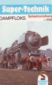 Dampfloks - Quartett