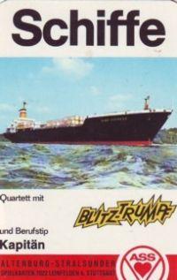 Schiffe - Quartett