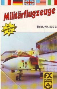 Militärflugzeuge - Quartett