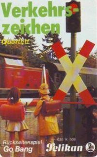 Verkehrszeichen - Quartett