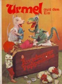 Augsburger Puppenkiste - Urmel aus dem Eis - Buch
