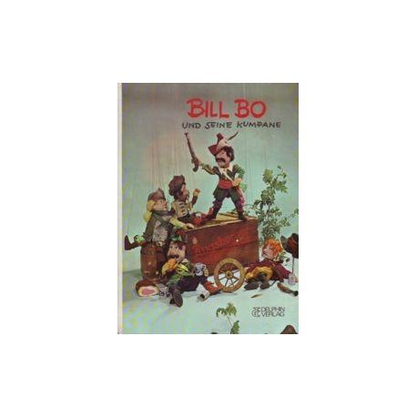 Augsburger Puppenkiste - Bill Bo und seine Kumpane - Buch