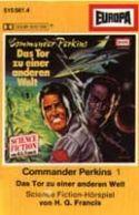 Commander Perkins - Folgen 1 bis 8 - MC