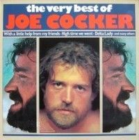 Joe Cocker - the very best of - LP