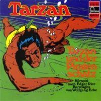 Tarzan: Folge 2 – Tarzan und der Piratenschatz - LP