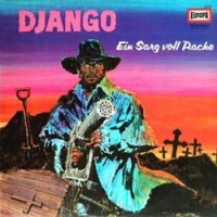 Django - Ein Sarg voll Rache - LP