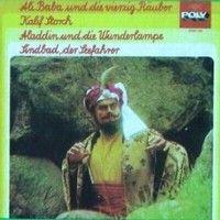 Ali Baba und die vierzig Räuber - u.a. - LP