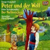 Peter und der Wolf / Der Nußknacker - LP