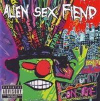 Alien Sex Fiend - information overload - CD