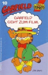 Garfield 10 - Garfield geht zum Film - MC