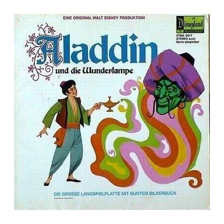 Aladdin und die Wunderlampe - LP