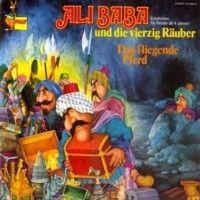 Ali Baba und die 40 Räuber / Das fliegende Pferd - LP