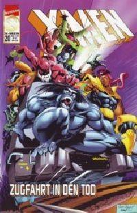 X-Men, Nr. 20