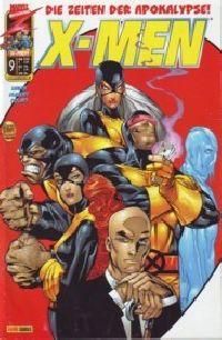 X-Men, Nr. 09 - Panini Comics
