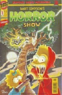 Bart Simpsons Horror Show, Nr. 1, Mär. 98
