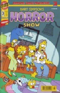 Bart Simpsons Horror Show, Nr. 03, Nov. 99