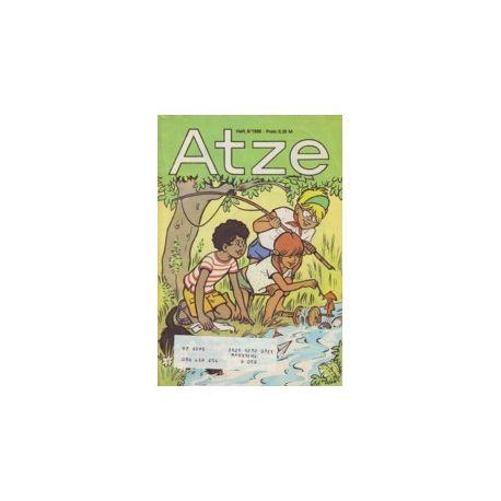 Atze - Heft 8/1989