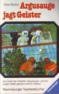 Argusauge jagt Geister - Buch