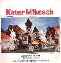 Augsburger Puppenkiste - Kater Mikesch - LP