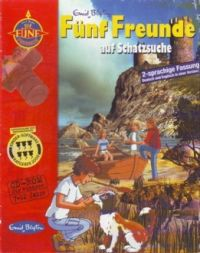 Fünf Freunde auf Schatzsuche - Computerspiel