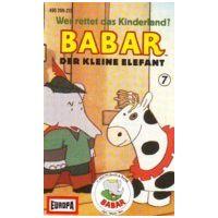 Babar - Folge: 1 bis 10 - MC