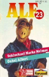Alf - 23 - Schluckauf Marke Melmac / Onkel Albert - MC