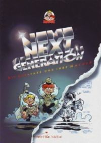Abrafaxe - next Generation - Comic