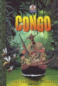 Abrafaxe - Congo - Comic