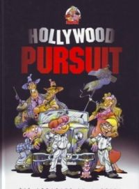 Abrafaxe - Hollywood Pursuit - Comic