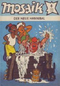 Mosaik 1982 06 - Der neue Hannibal - Comic