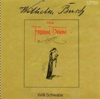 fromme Helene, Die - Wilhelm Busch - LP