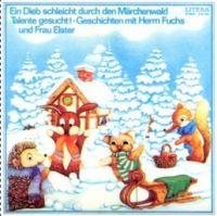 Ein Dieb schleicht durch den Märchenwald - LP