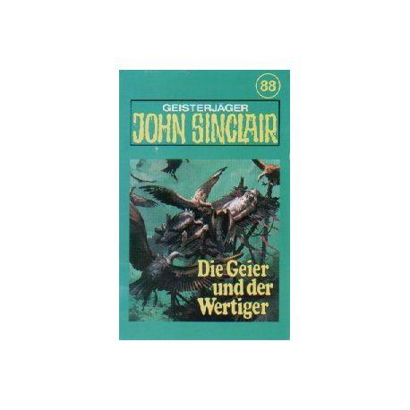 John Sinclair - 088 - Die Gier und der Wertiger - MC