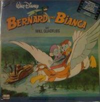Bernard und Bianca (Neuauflage / Klappcover)