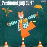 Ferdinand, paß auf! - LP