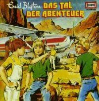Abenteuer - Das Tal der Abenteuer - LP