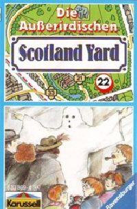 Scotland Yard -22- Die Außerirdischen - MC
