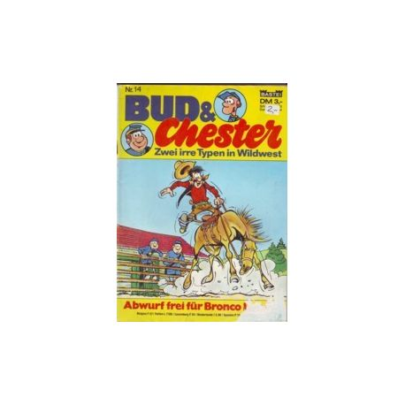 Bud & Chester Nr. 14 - Comic