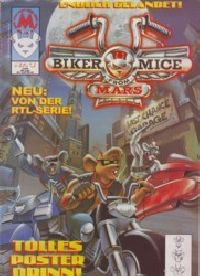 Biker Mice from Mars Nr.1 - Comic