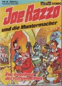 Joe Razzo - TB Nr. 4 - Comic