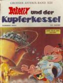 Asterix und der Kupferkessel - Comic