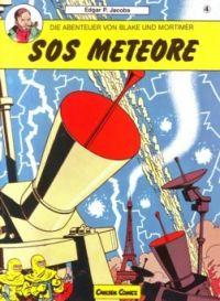 Blake und Mortimer - SOS Meteore - Comic